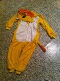 Костюм/пижама кигуруми лев. Фото 4.