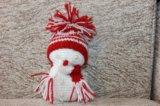 Снеговичок. Фото 2.