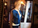 Куртка джинсовая италия. Фото 2.