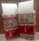 Чай в новогодней коробочке. Фото 1.