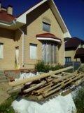 Строим дома из сруба и бруса. Фото 1.