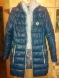 Куртка зимняя женская. Фото 2.