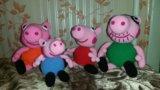 """Вязанные игрушки """"амигуруми"""". Фото 1."""