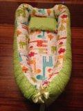 Гнёздышко (кокон) для новорождённого. Фото 1.