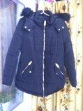 Куртка для беременных h&m. Фото 4.