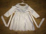 Платье на 6лет. Фото 1.