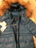 Куртка новая на мальчика на 2г(на92см) пух-перо!. Фото 2.