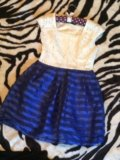 Миленькое платье. Фото 1.