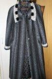 Пальто большого размера. Фото 1.
