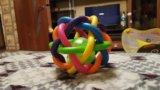 Развивающий мяч. Фото 1.
