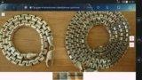 Продам итальянские серебряные цепочки. Фото 2.