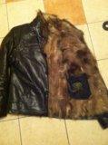 Куртка зимняя тренч. Фото 2.
