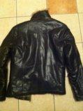 Куртка зимняя тренч. Фото 3.