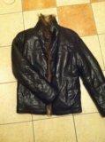 Куртка зимняя тренч. Фото 1.