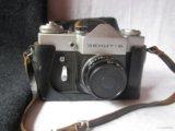 88-4-в) фотоаппарат зенит 8 времен ссср. Фото 1.