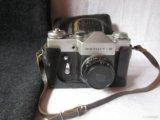 88-4-в) фотоаппарат зенит 8 времен ссср. Фото 3.