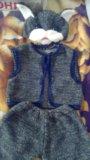 Новогодний костюм-кошка. Фото 2.