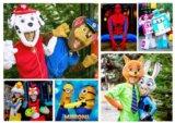 Удивительный праздник для малышей с аниматорами. Фото 1.