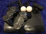 Sony playstation 3 super slim 500 gb. Фото 2.