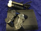 Sony playstation 3 super slim 500 gb. Фото 4.