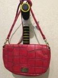 Красненькая сумочка. Фото 1.