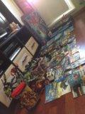 Лего 20 наборов. Фото 1.