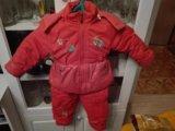 Куртка + штаны детские осень,весна костюм. Фото 1.