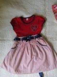 Платье турция, р.104. Фото 1.