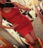 Короткое платье. Фото 2.