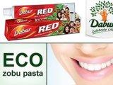 Индийская зубная паста dabur red. Фото 1.