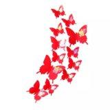 Бабочки наклейки. Фото 2.
