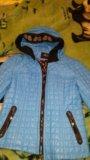 Куртка кожаная. Фото 3.
