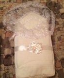 Конверт-одеялко на выписку. Фото 2.