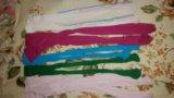 Колготки эластичные,разноцветные от 3 до 5 лет. Фото 1.
