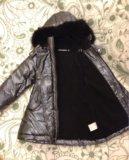 Зимнее пальто-пуховик до 92см. Фото 3.