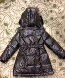 Зимнее пальто-пуховик до 92см. Фото 2.