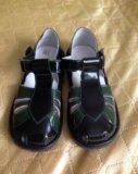 Новые сандалики для садика. Фото 1.