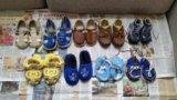 Цена за все. пакет новой обуви для мальчика. Фото 1.