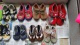 Цена за все. пакет обуви б/у для мальчика. Фото 2.