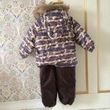 Зимний костюм для мальчиков huppa (эстония) 80 см. Фото 2.