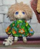 Домовенок кукла ручной работы. Фото 2.
