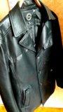Натуральная кожа, куртка. Фото 2.