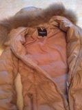 Пальто зима пуховик. Фото 2.
