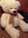 Медведь 1,20. Фото 1.