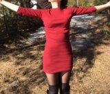 Платье-лапша(водолазка)страдивариус.новое. Фото 1.