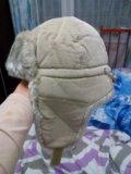 Новая зимняя шапка 54р. Фото 2.