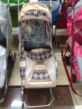 Санки коляска галактика детям 1. Фото 4.