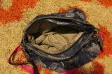 Джинсовая сумка. Фото 1.
