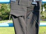 Новые модные брюки для девочки, размер 32. Фото 2.