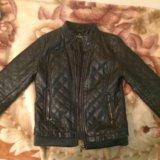 Куртка кож.зам. Фото 1.